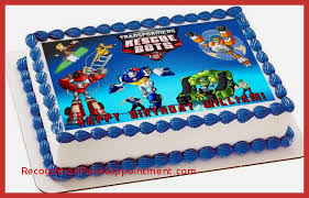 transformers rescue bots 1 edible cake or cupcake topper edible lovely transformer rescue bots birthday cake