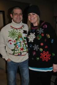want the ugliest sweater complete with