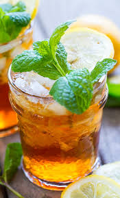 Who Drinks Southern Comfort Sweet Tea Mint Juleps Spicy Southern Kitchen