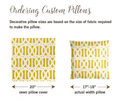 Standard Size Of A Sofa Size Matters What You Need To Know About Pillows Cushion Source