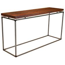 wood and iron sofa table iron console table industrial wood u0026 iron console table 60