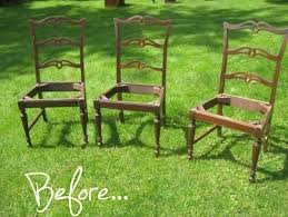 Antique Wooden Garden Benches For Sale by 8 Diy Projects For Turning Old Chairs Into Gorgeous Benches
