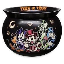 mickey mouse and friends halloween candy bowl 32 99 disney