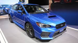 subaru wrx 2018 subaru wrx and sti pack improved tech into fresh faced package