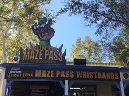Six Flags Locations Route To Adventure Six Flags Magic Mountain U0027s Fright Fest 2017