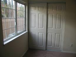 Six Panel Closet Doors Bedroom Raised Panel Sliding Closet Doors Picture After O Flickr