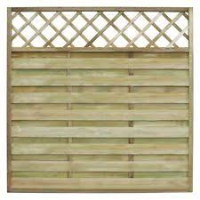 Curved Trellis Fence Panels Garden Fence Trellis Ebay