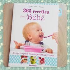 livre cuisine bébé 365 recettes bébé larousse les lectures de liyah livres de