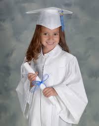 kindergarten cap and gown portrait gallery preschool graduation lifetouch