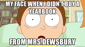 where can i buy a yearbook from my high school my when i didn t buy a yearbook from mrs dewsbury scared