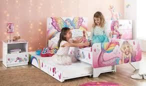 Barbie Dreamtopia Single Bedroom Package Kids Packages Kids - Kids bedroom packages