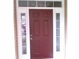 Front Door Pictures Ideas by Front Door Glass Privacy Ideas Fiberglass Entry Doors Options