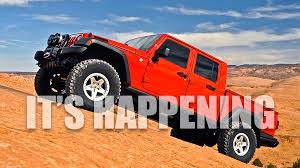new jeep truck concept 2017 jeep wrangler based