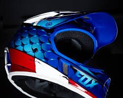 fox helmet motocross fox racing v1 marvel le helmets product spotlight motocross