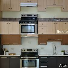best paint for vinyl kitchen cabinets uk before and after with wrap my kitchen kitchen remodel made