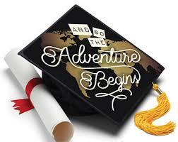 graduation caps decorations graduation cap etsy