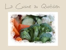 cuisine au quotidien cuisine au quotidien