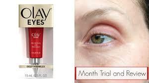 Olay Eye olay pro retinol eye treatment trial review
