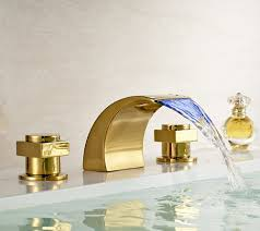 waterfall bathroom faucets waterfall bathroom faucet best bathroom decoration
