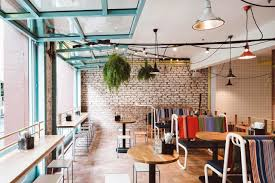 Home Design Shows Melbourne by Use Bold And Playful Colours At Home This Melbourne Cafe Shows