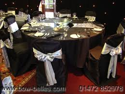 black banquet chair covers wedding chair cover hire