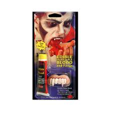 halloween makeup blood edible blood and fangs halloween makeup u2013 silverrainstudio com