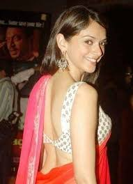 halter neck blouse what of saree is suitable with a halter backless silver