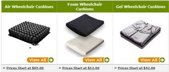 cooling wheelchair cushion choices for the best comfort