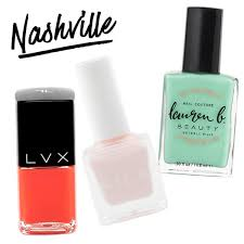 this is the most popular nail polish in your city