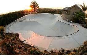 Backyard Skate Bowl Concrete Ramp Works Skateboard Ramps U0026 Rails Skateboarding