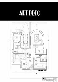 art deco floor plans art deco interior design on behance
