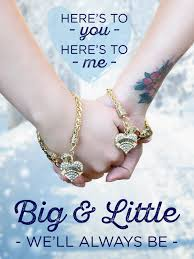 big little middle sister bracelets are here in gold now prices
