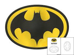 template 1989 batman chest emblem u2013 foam cave