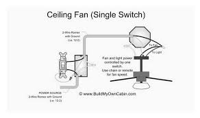 wiring wiring diagram of how to wire ceiling fan with light to