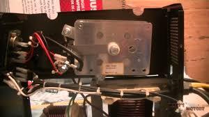 fixing a mig welder rectifier replacement youtube