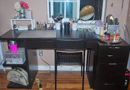 Micke Desk Ikea Review Ambershadesofgold Vanity Desk