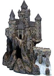 pen plax rrw7 magical castle ornament medium