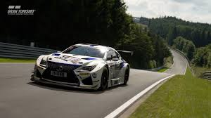 lexus sports car rc lexus rc f gt3 prototype emil frey racing gran turismo sport