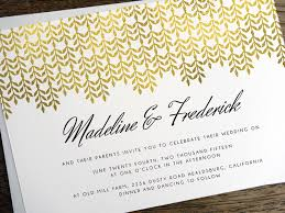 Printable Wedding Invitations 5 Printable Wedding Invitations That Nature Lovers Will Want To