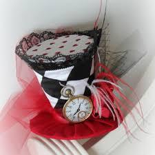 shop mini mad hatter hat on wanelo