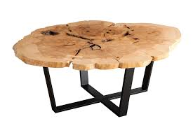 live edge round table what a month ooak chicago and a new showroom live edge