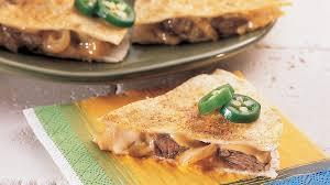 mccormick turkey recipes thanksgiving philly cheese steak quesadillas mccormick