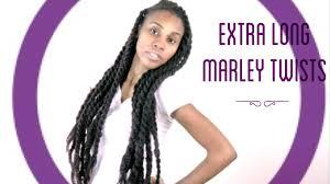 vienna marley hair how to create extra long marley havanna twists youtube