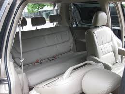 2002 honda odyssey ex l minivan v6 seats power doors 3rd seat