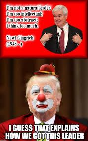 Newt Gingrich Meme - case closed imgflip