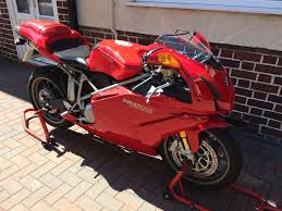 ducati 999 biposto motorcycle price reduced in downend