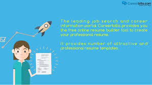 Professional Resume Builder Online by Gallery Of 7 Resume Builder Recommended Resume Builder Free