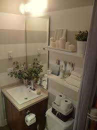 apt bathroom decorating ideas a basket is a great way to store toilet paper in a small