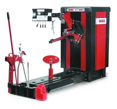Motorcycle Tire Machine And Balancer Coats Truck Tire Changer Model Hit 9000