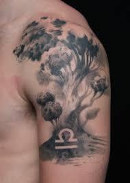 black and grey minimal colour non japanese tattoos ade tatu